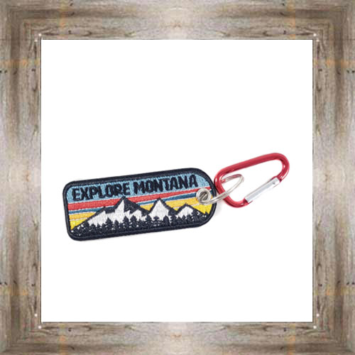 Explore MT Key Chain $7.25 #8765