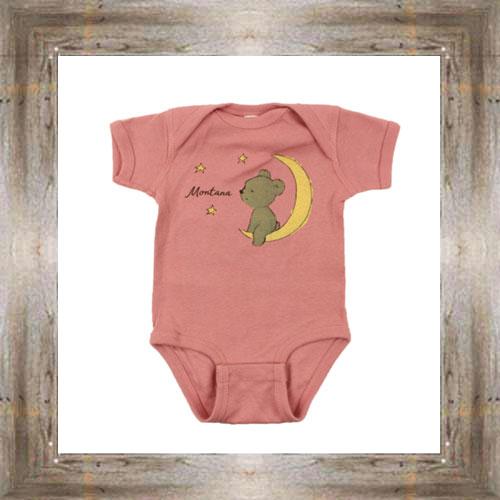 MT Moon Bear Onesie $14.99 #7824