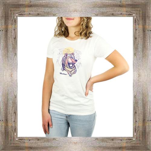 Pastel Bear Ladies Tee $23.99 #8870