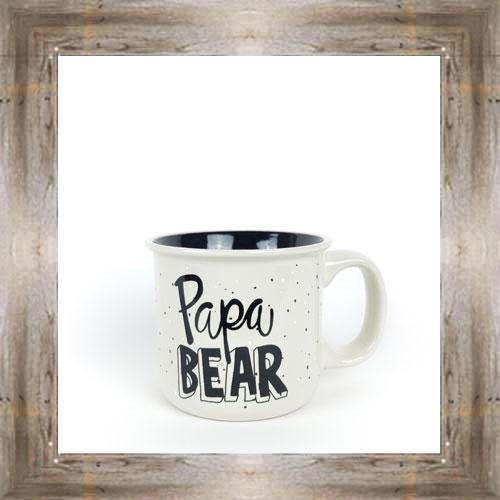 Papa Bear Mug $12.99 #8757