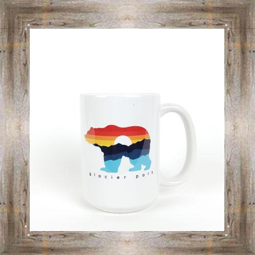 Sunset Bear Mug $12.95 #8294