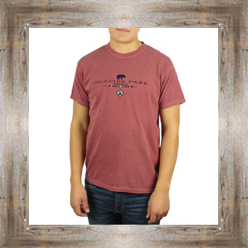 'Native Bear' Embroidered Tee $25.95 #6467
