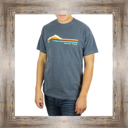 'Ridge Stripe Moose' $25.99 #8894