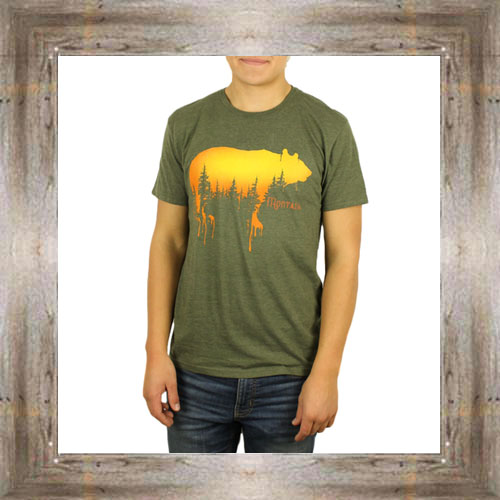 'The Drip Bear' Tee $25.99 #8202