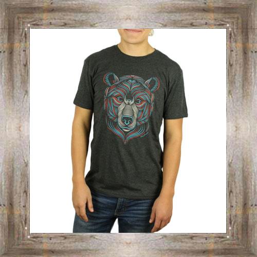 'Coalesce Bear' Tee $25.99 #8594