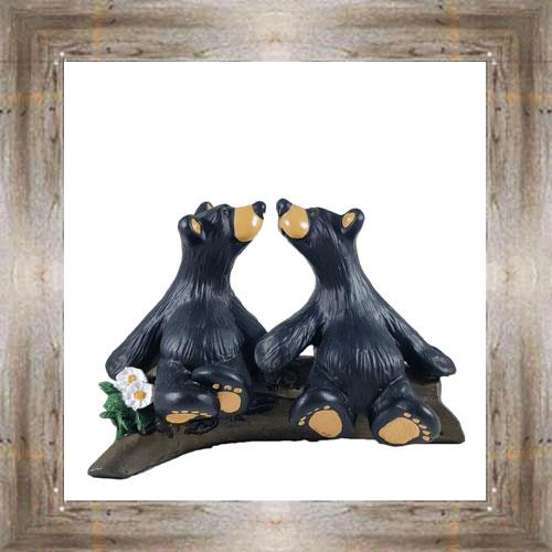 Bear Kisses Figurine $21.99 #7508
