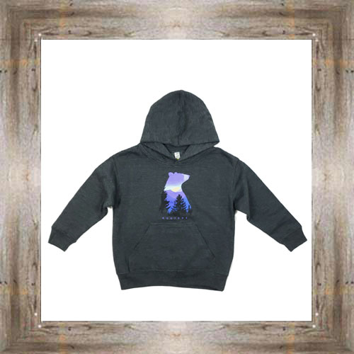Bear Mountain Youth Hoody $29.99 #8264 (sm-xl)