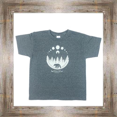 Bear Phases Youth Tee $16.99 #7853 (xs-lg)