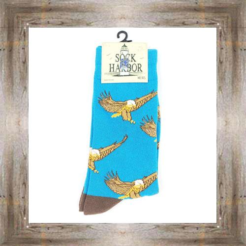 'Bigfoot' Eagle Socks $11.50 #7299