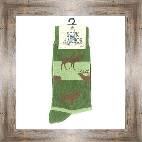 'Bigfoot' Elk Socks $11.50 #7299