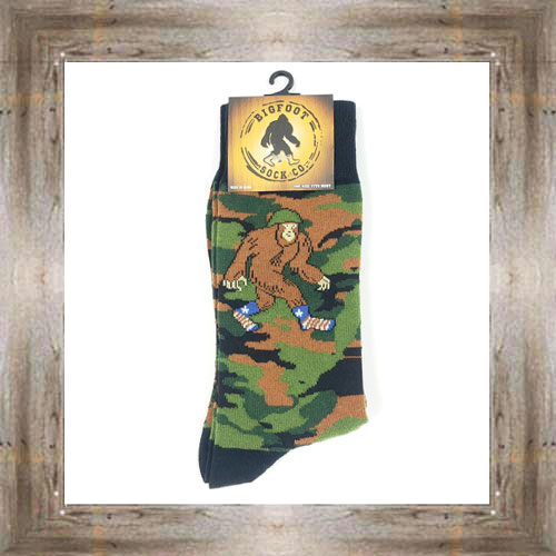 'Bigfoot' Military Socks $11.50 #7299