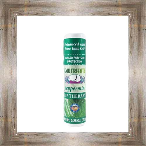 Emu Peppermint Lip Balm $5.90 #784