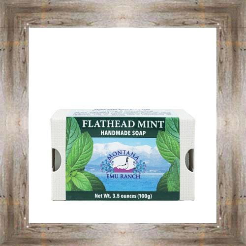 Emu Flathead Mint Soap $8.99 #4554