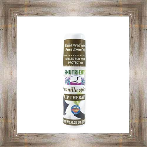 Emu Vanilla Spice Lip Balm $5.90 #783