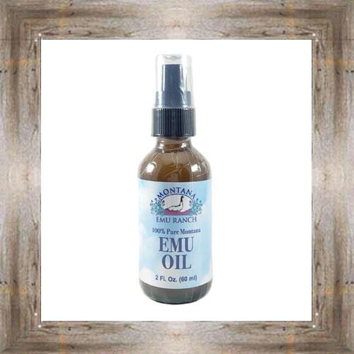 2 oz. Emu Oil $27.55 #776