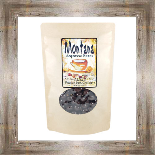 5.5 oz. Chocolate Espresso Beans $6.99 #7424