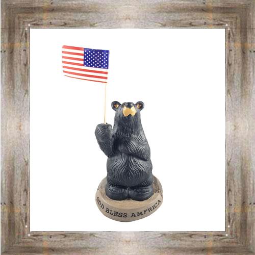 God Bless America Figurine $20.00 #8837