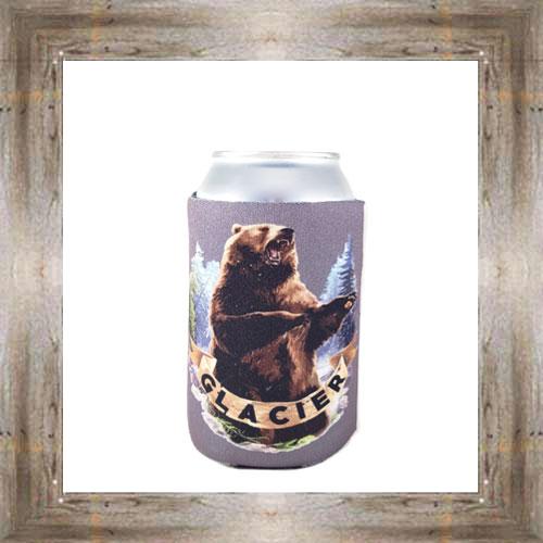 Glacier Grizzly Koozie $5.75 #7783