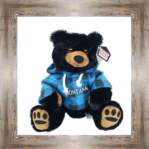 Cuddle Black Bear $19.99 #8470