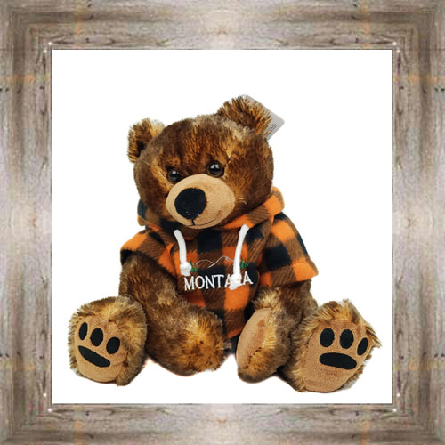 Cuddle Grizzly Bear $19.99 #8381