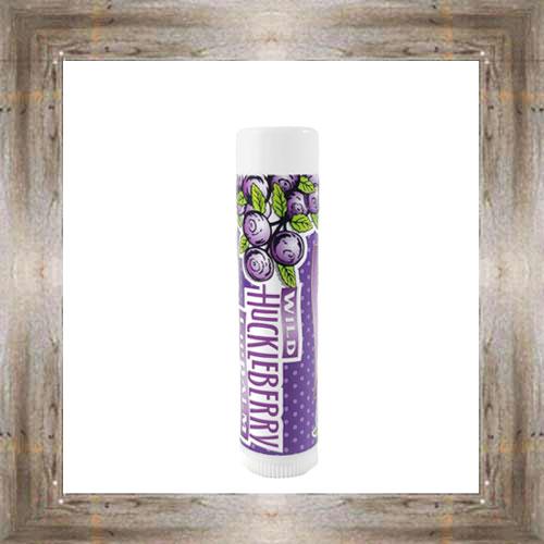 Huckleberry Lip Balm $3.25 #159