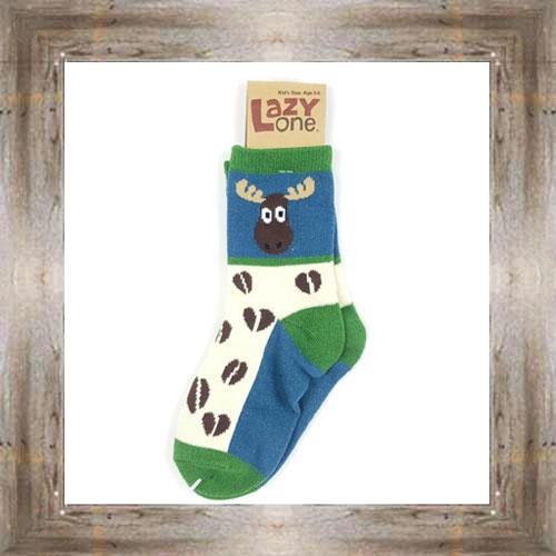 Moose Tracks Kids Socks $6.00 #8818