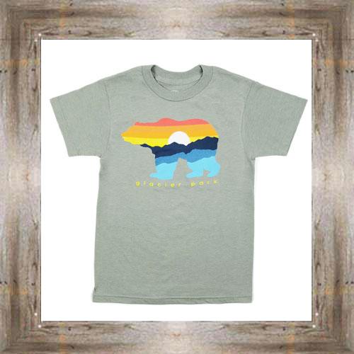 Mountain Bear Youth Tee $16.99 #8605 (xs-lg)
