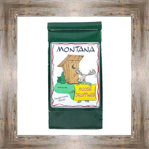 4 oz. Moose Droppings $4.99 #161