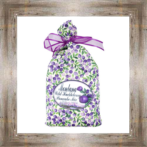 16 oz. Huckleberry Pancake Mix $8.50 #3508
