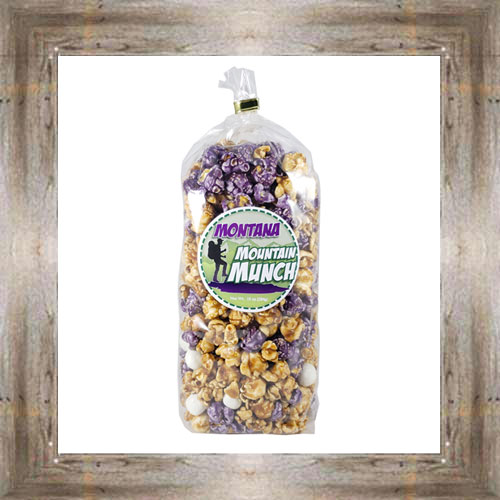 10 oz. Huckleberry Popcorn $7.95 #4391
