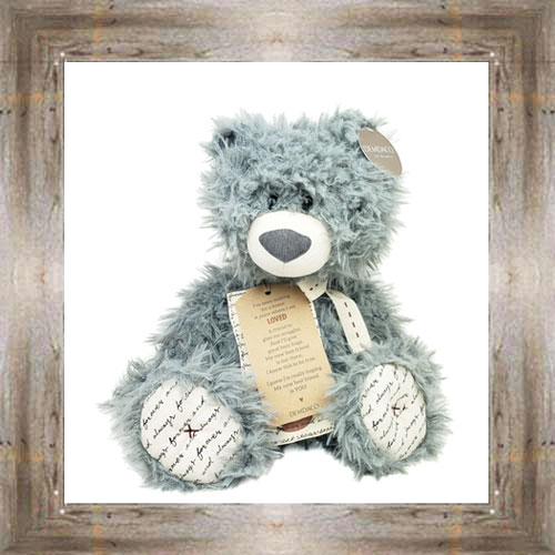 Loved Bear Plush Toy $30.00 #8636