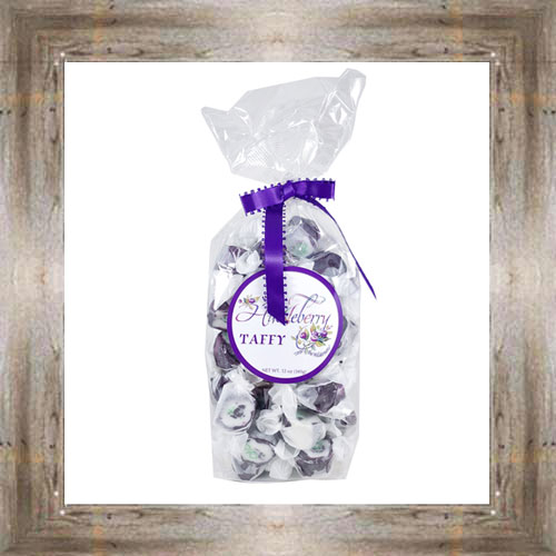 12 oz. Huckleberry Taffy $7.95 #169