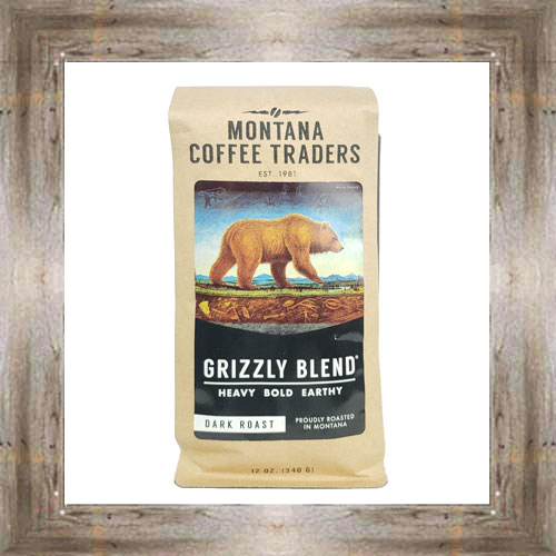 Grizzly Blend Coffee $16.00 #51113